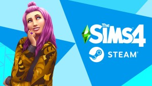 Steam winter sale Sims 4