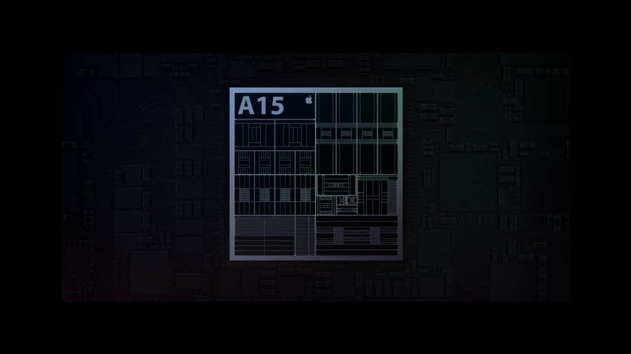 Apple A15 chip