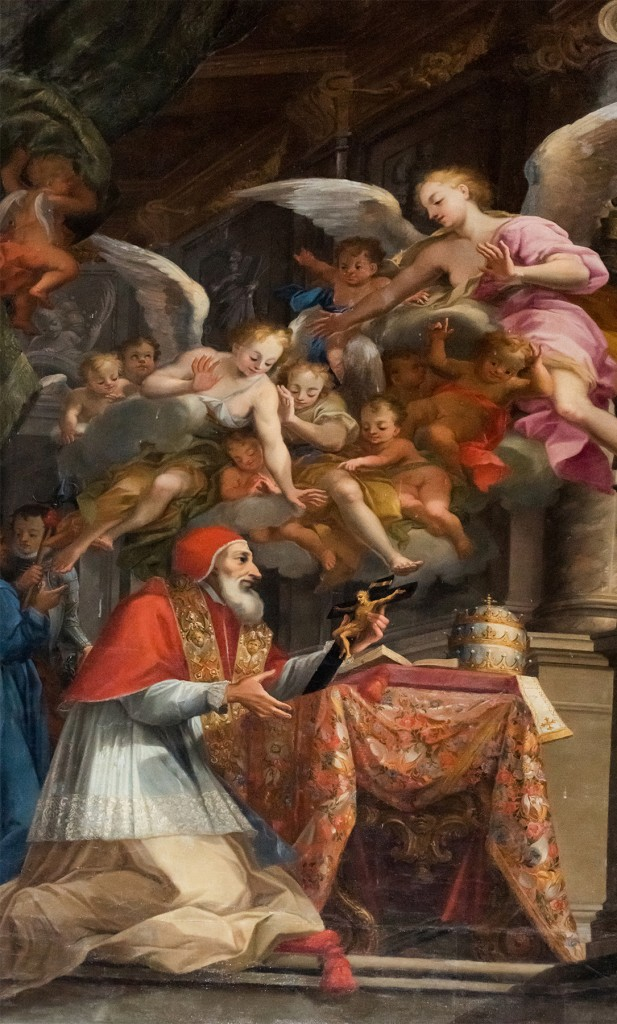 Pope St Pius V, Battle of LePanto, nashville dominicans, Dominican sisters of st. cecilia congregation, nashville, education, teaching, dominican sisters, st. cecilia congregation,