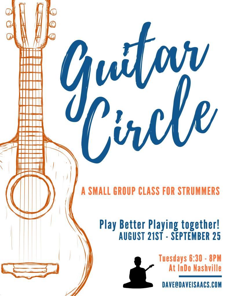 Guitar Circle