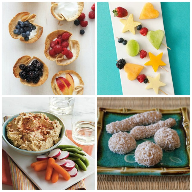 Snacks Collage 2