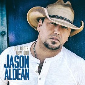 Jason Aldean release sixth studio album new boots old dirt