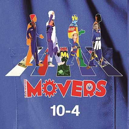 IMGINATION MOVERS