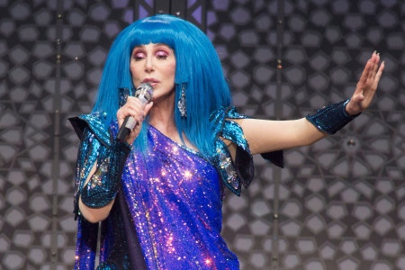 Cher in concert at The Wells Fargo Center, Philadelphia Pennsylvania, USA – 06 Dec 2019