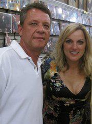Steve Oliver and Rhonda Vincent courtesy of Donna Bridges
