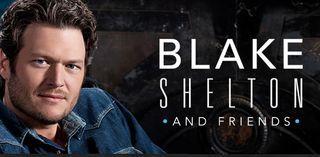 Blake Shelton and Friends Cruise 2012