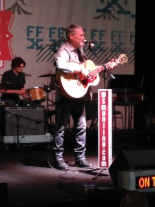 John Berry performed some of his biggest hits at the Durango Music Spot Stage inside the Music City Center during this year's CMA Fest.