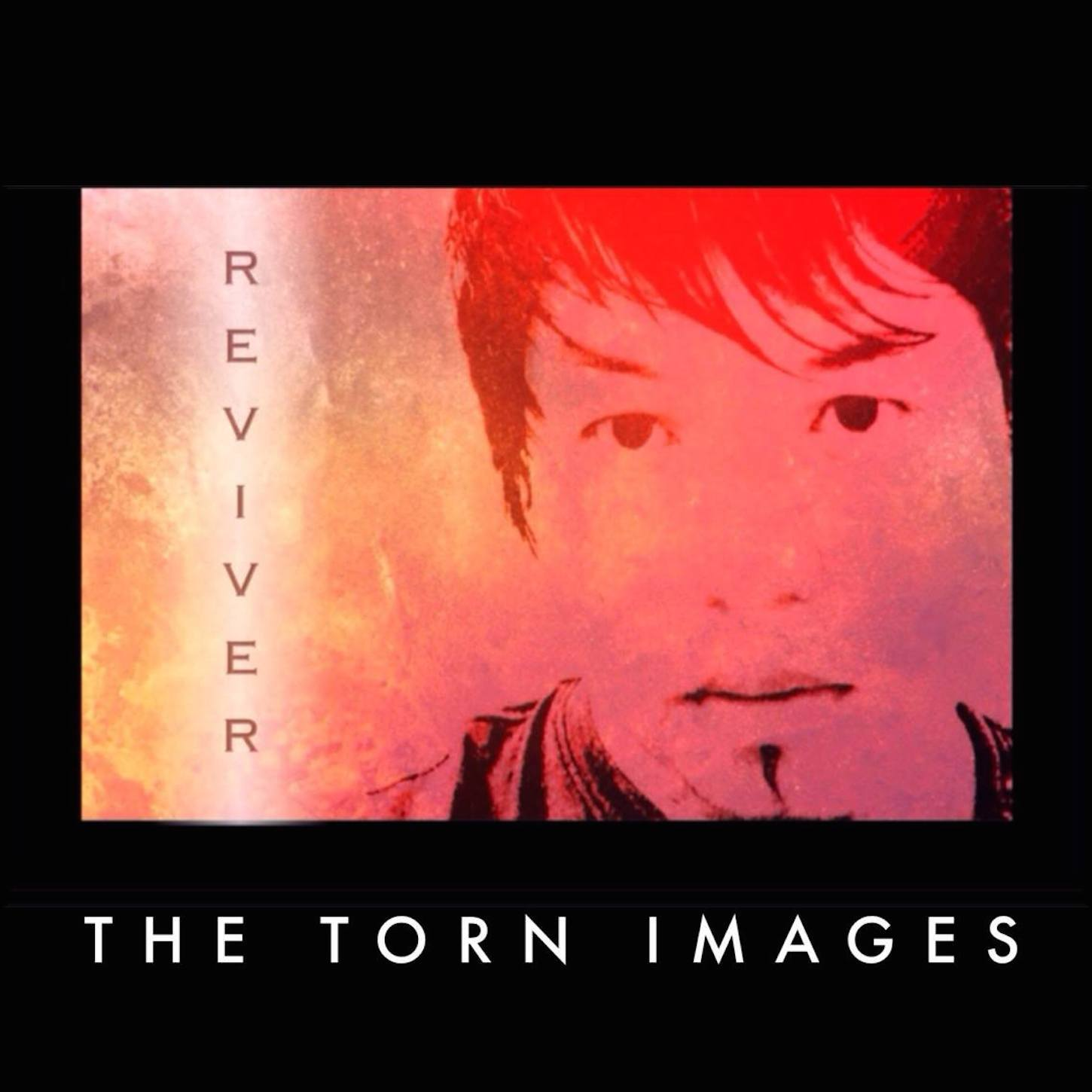 Reviver Album Cover – The Torn Images