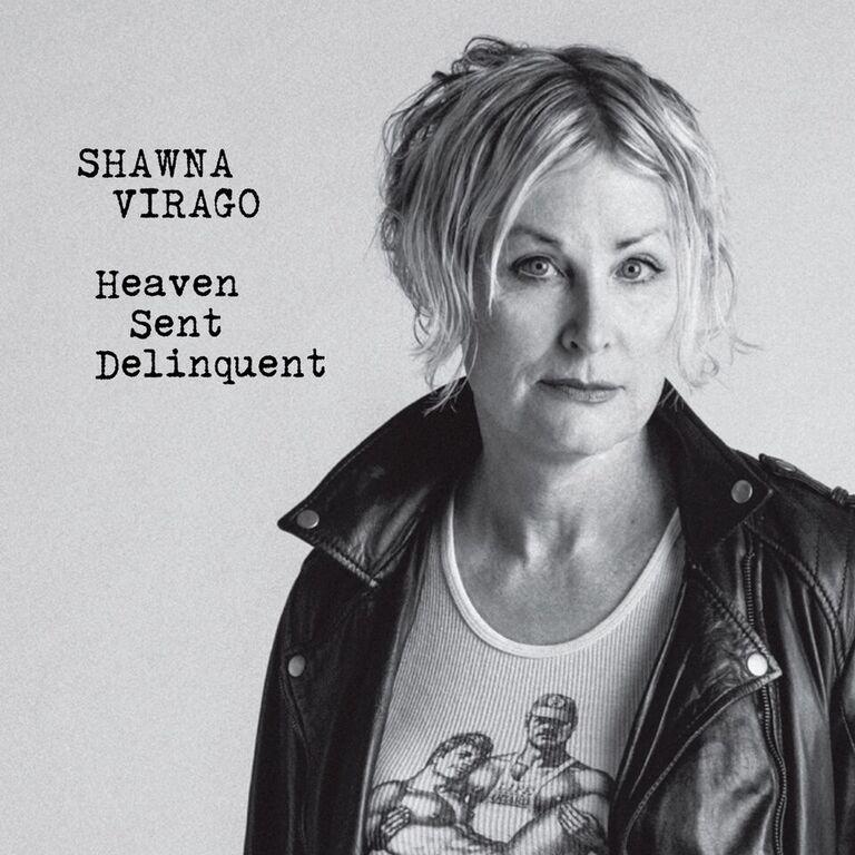 ShawnaVirago_HeavenSentDelinquent_AlbumArtwork_PhotoByLydiaDaniller