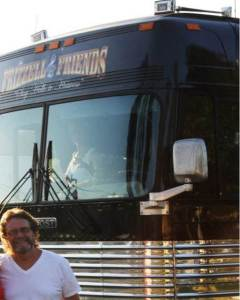david frizzell bus