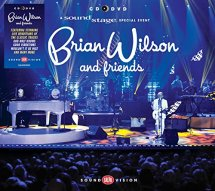 Brian Wilson & Friends: 'Live' DVD & CD