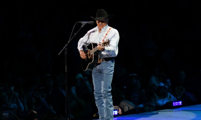George Strait Love Songs