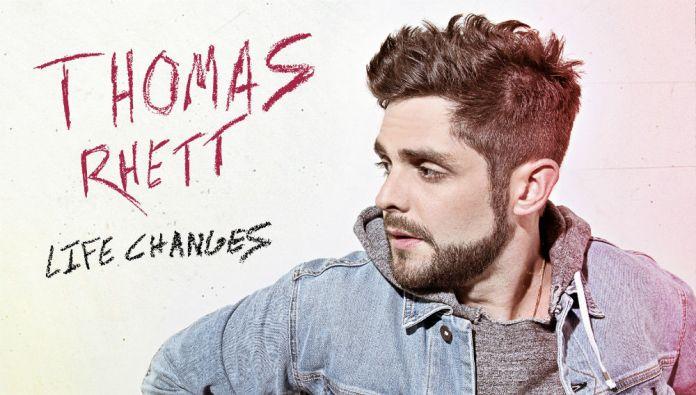Thomas Rhett Billboard 200 Albums