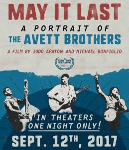 Avett Brothers film Nashville