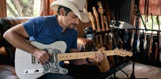 Brad Paisley Fender