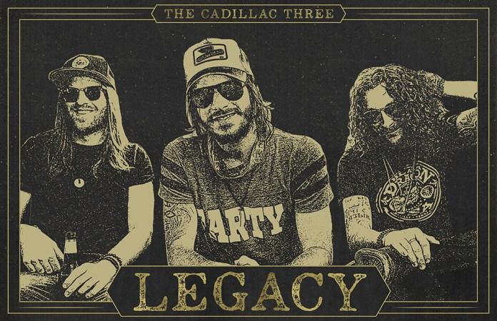 Cadillac Three Grimey's