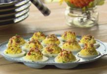 Trisha Yearwood Deviled Eggs