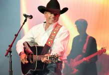 George Strait Country Rising