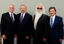 Oak Ridge Boys suit line