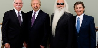 Oak Ridge Boys suit line