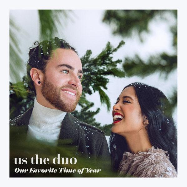 Us the Duo Christmas album