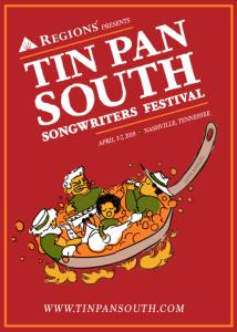 Tin Pan South Musicians Corner
