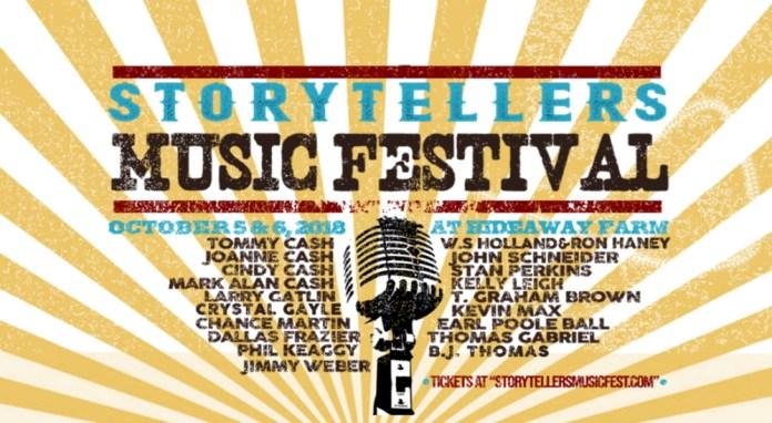 Storytellers Music Festival