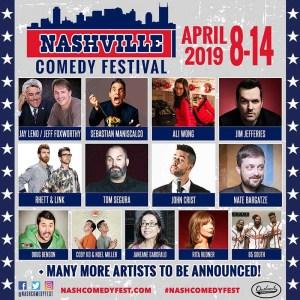 2019 Nashville Comedy Festival