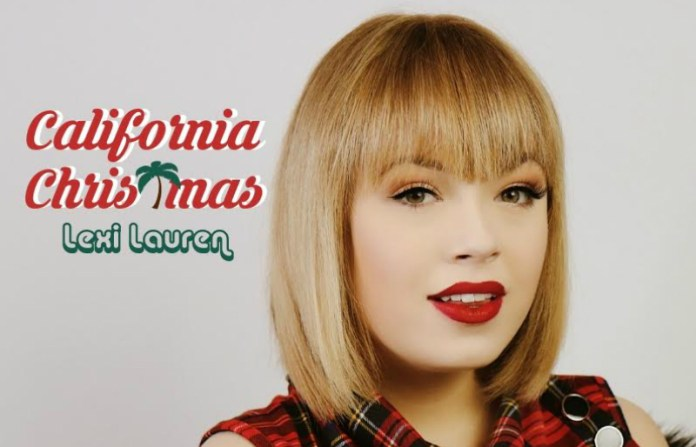 Lexi Lauren California Christmas