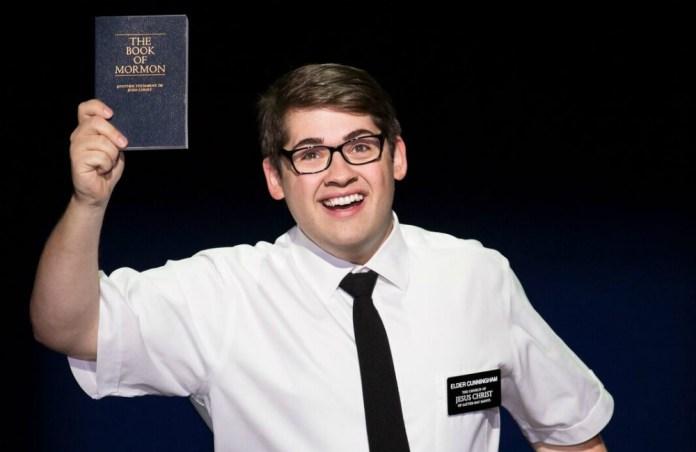 Book Mormon TPAC