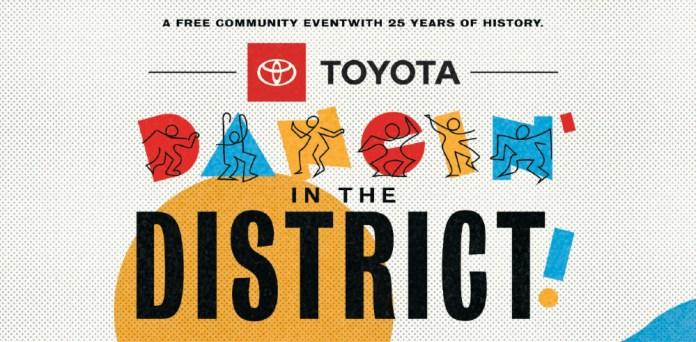 Dancin District Returns Nashville