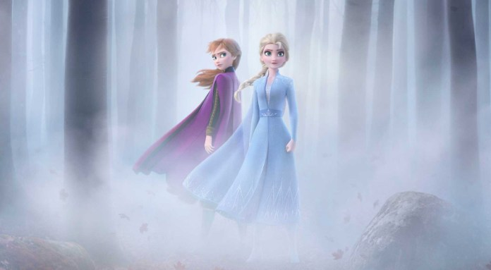 review frozen 2 4dx