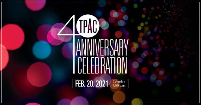 TPAC 40th Anniversary Virtual Celebration