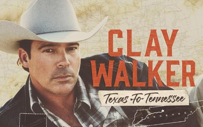 Clay Walker Texas Tennessee