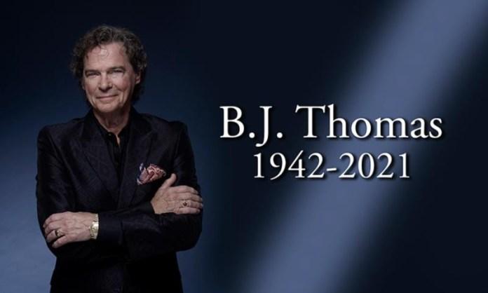 BJ Thomas Dead