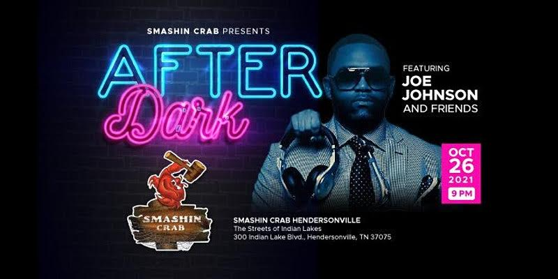 Smashin Crab After Dark