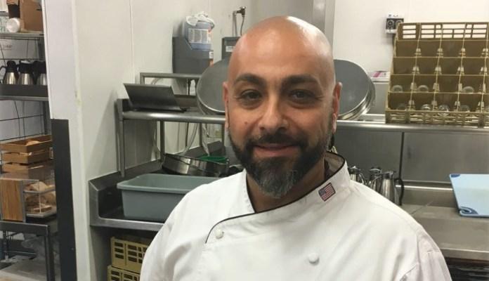 Grand Hyatt Nashville Chef Tabet