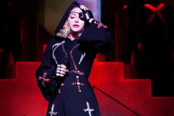 Madonna Madame X Concert Film Album