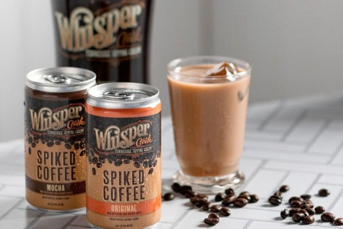 Whisper Creek Spiked Coffee