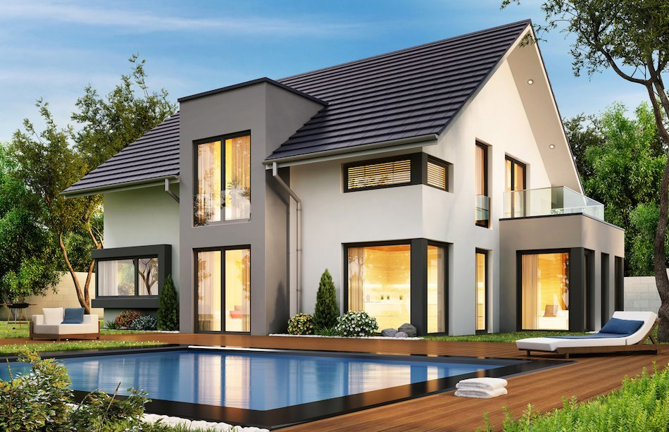 A Comparison of Contemporary and Modern Home Architectural ...