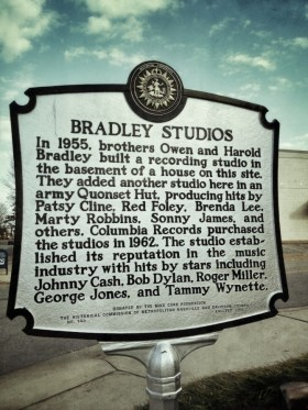 Bradley Studios was also the 'Quonset Hut Studios'.