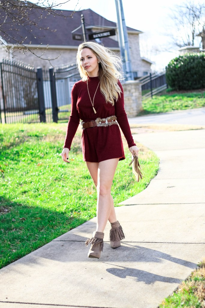 IMG_1518 - MUST HAVE FRINGED BOOTIES by Nashville fashion blogger Nashville Wifestyles
