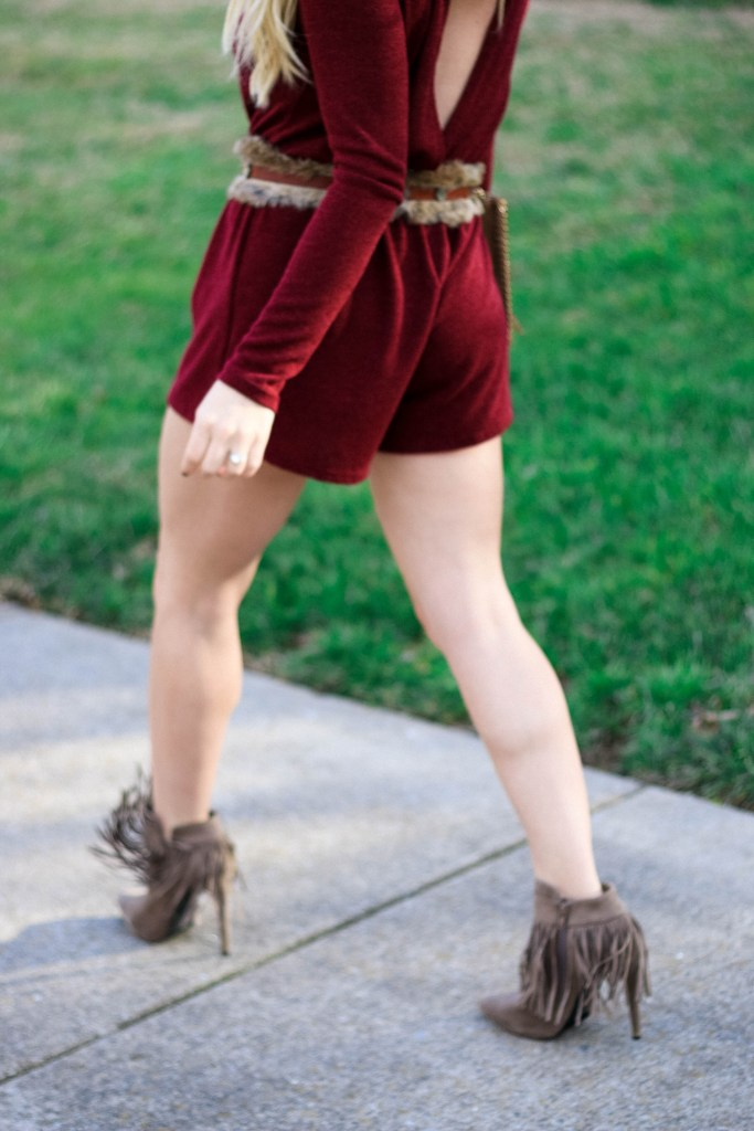 IMG_1611 - MUST HAVE FRINGED BOOTIES by Nashville fashion blogger Nashville Wifestyles