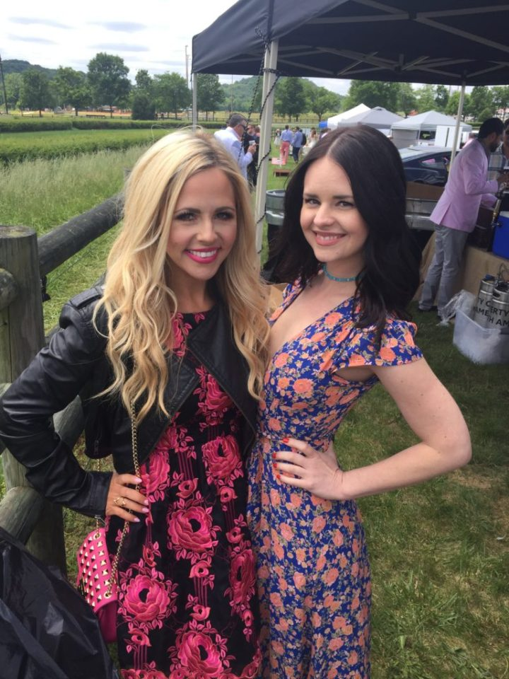 75th Annual Iroquois Steeplechase Aftermath by popular Nashville blogger Nashville Wifestyles