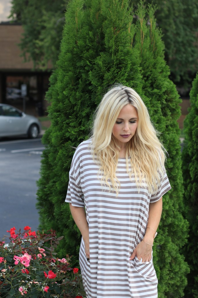 img_5230 - Striped Pocket Dress: It Can Do No Wrong by popular Nashville fashion blogger Nashville Wifestyles