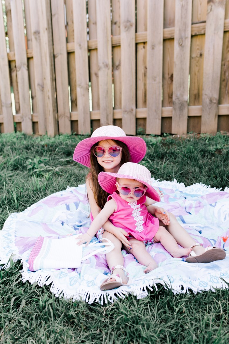 CUTE SUMMER OUTFIT IDEAS FOR LITTLE GIRLS WITH JANIE & JACK