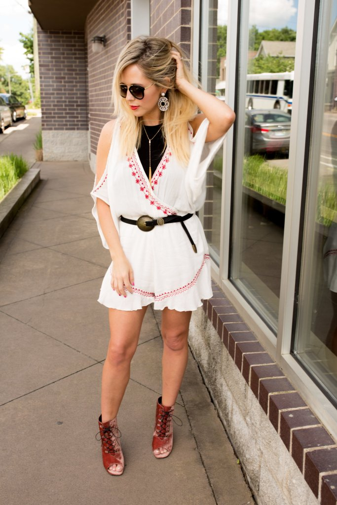 Transitioning playsuits into fall