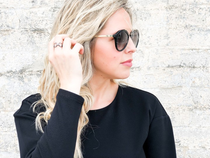 HOLIDAY OUTFIT AND JEWELRY IDEAS WITH GROGAN'S JEWELERS by Nashville fashion blogger Nashville Wifestyles
