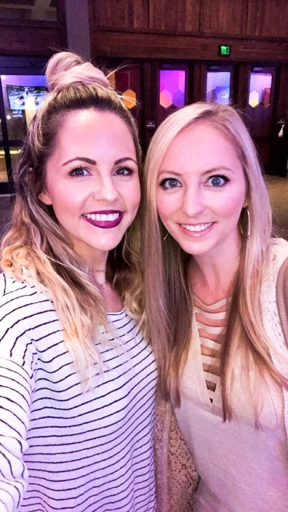 NASHVILLE GIRLS NIGHT AT THE GRAND OLE OPRY RESTAURANT by popular Nashville blogger Nashville Wifestyles