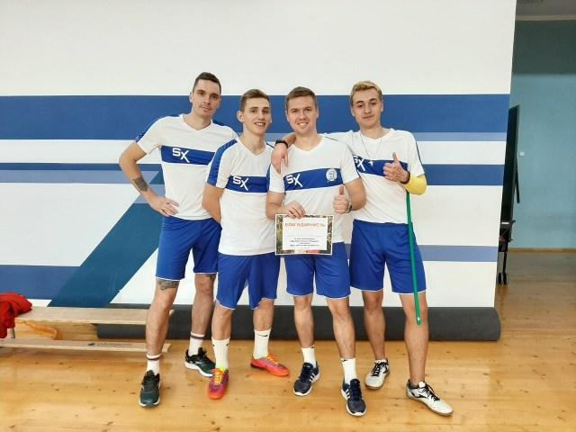 Школа детского футбола в Витебске